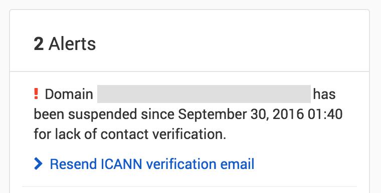 Easier Domain Contact Verification Dnsimple Blog