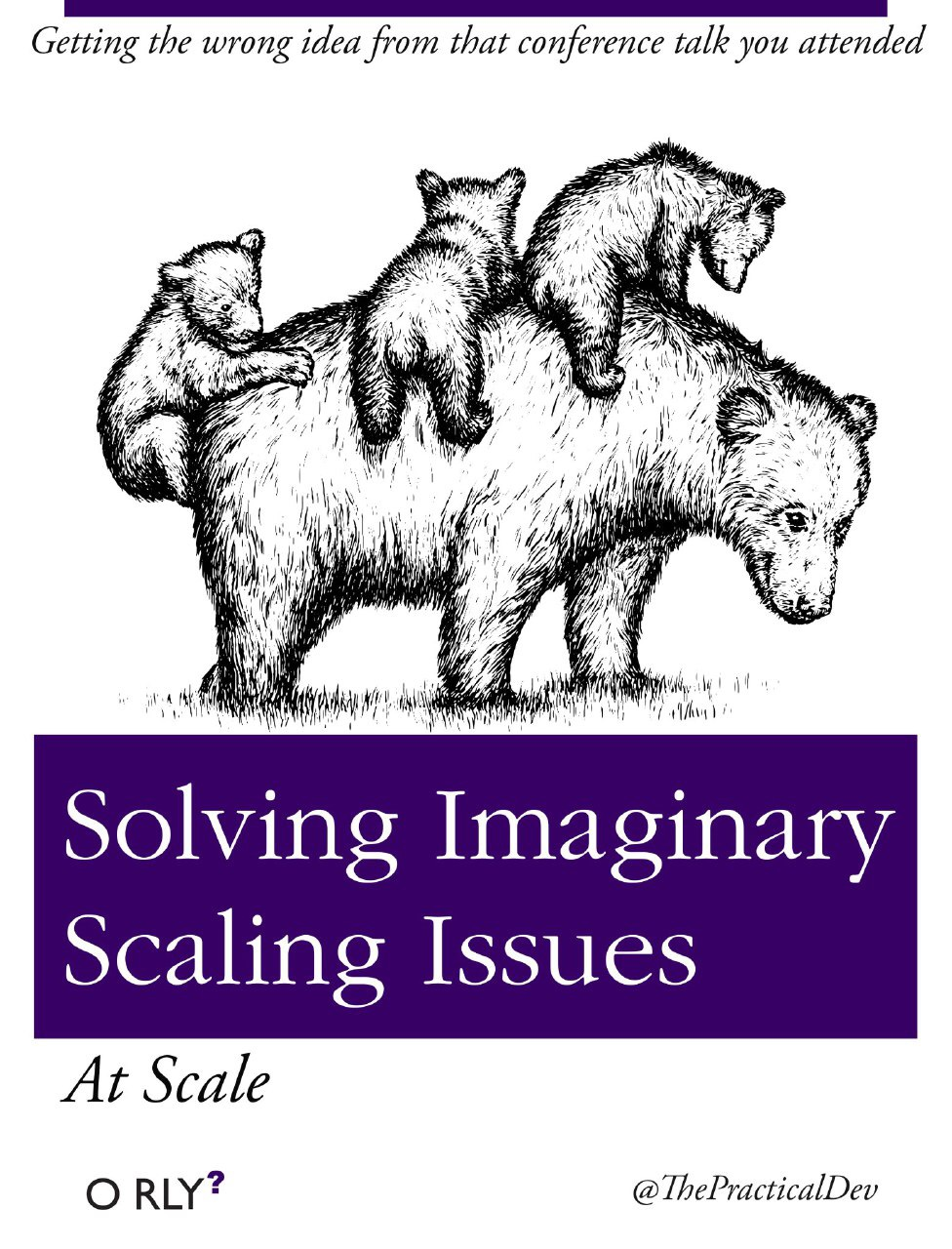 Solving Imaginary Scaling Issues At Scale book cover